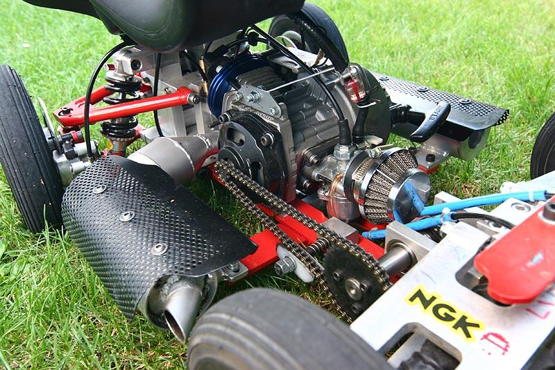 Motor Bobby Car - Motor